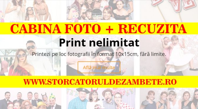 CABINA FOTO – PHOTOBOOTH BUCURESTI