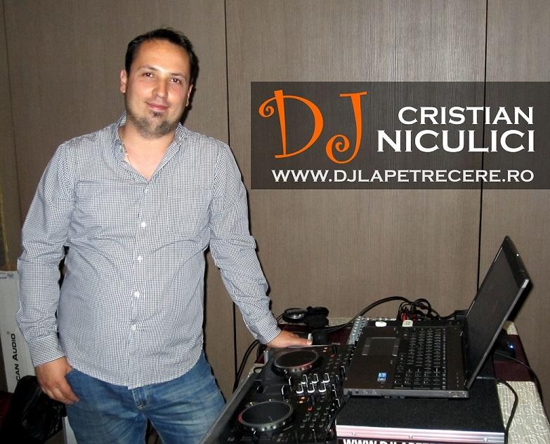 DJ MC CRISTIAN NICULICI