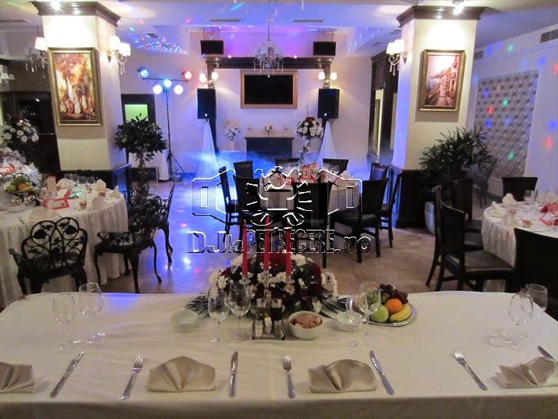 Nunta la Restaurant Britannia cu DJ Cristian Niculici 1