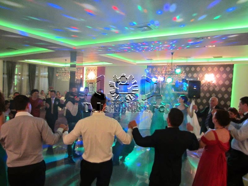 Nunta la Casa Brandusa cu DJ Cristian Niculici 2