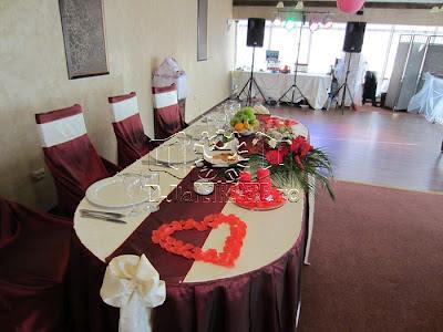 30.06.2012 – Restaurant Capri – Nunta 50 de persoane