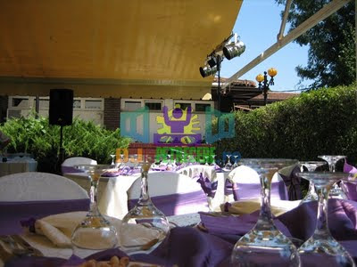 20 august 2011 – Petrecere de nunta de argint – 30 de persoane – Complex Herastrau