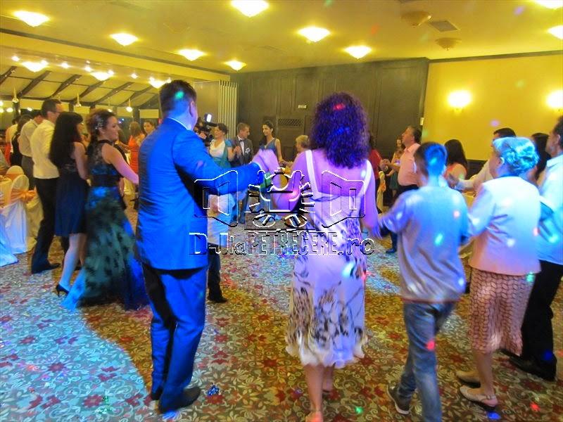 Nunta la Hotel International - DJ Cristian Niculici - 1