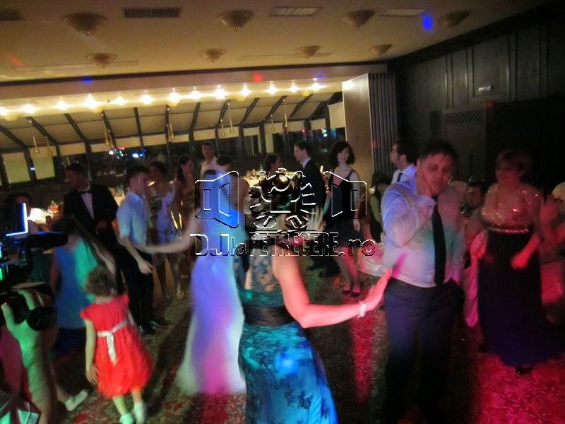 Nunta la Hotel International - DJ Cristian Niculici - 6