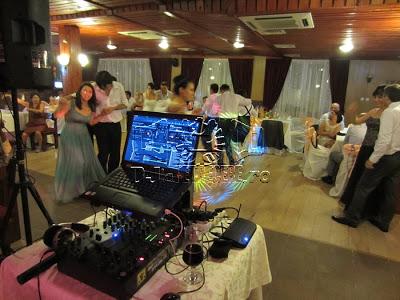Sonorizare nunta cu DJlaPetrecere.ro - Restaurant Dristor - Taverna lui Romica