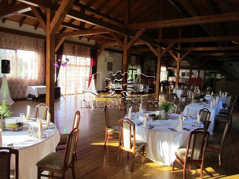 Nunta cu DJ la Popasul Voievozilor - sat Lacul Turcului -