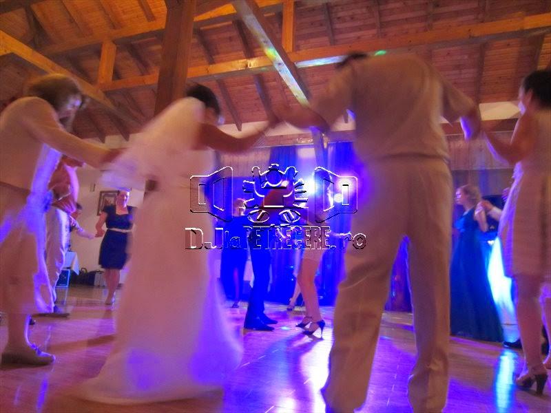 Nunta cu DJ la Popasul Voievozilor - sat Lacul Turcului - 7