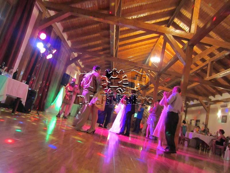 Nunta cu DJ la Popasul Voievozilor - sat Lacul Turcului - 8