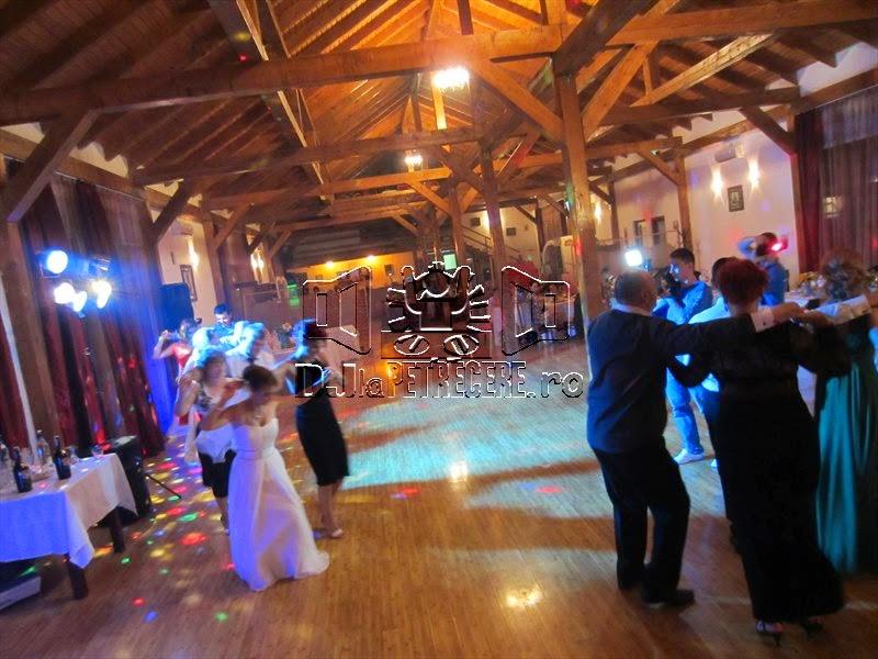 Nunta cu DJ la Popasul Voievozilor - sat Lacul Turcului - 9