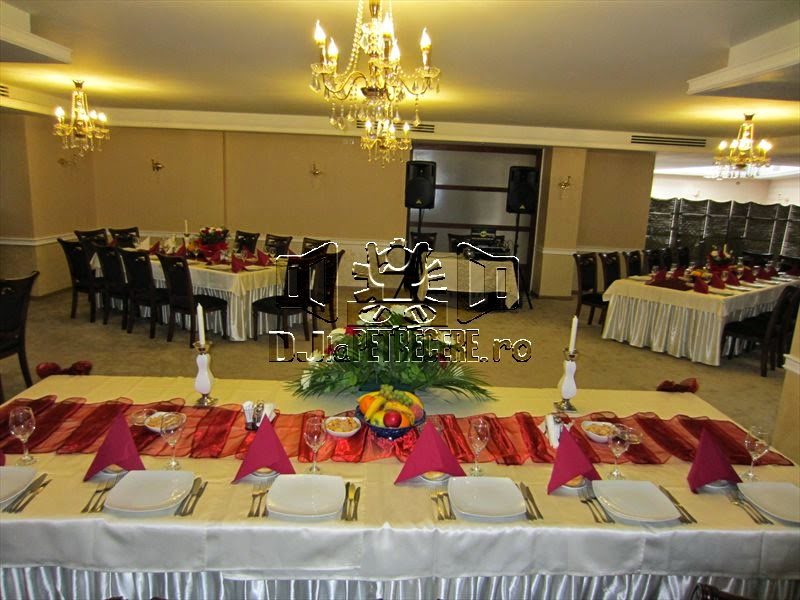 Nunta cu DJlaPetrecere.ro la Casa Banil Rahova - 2