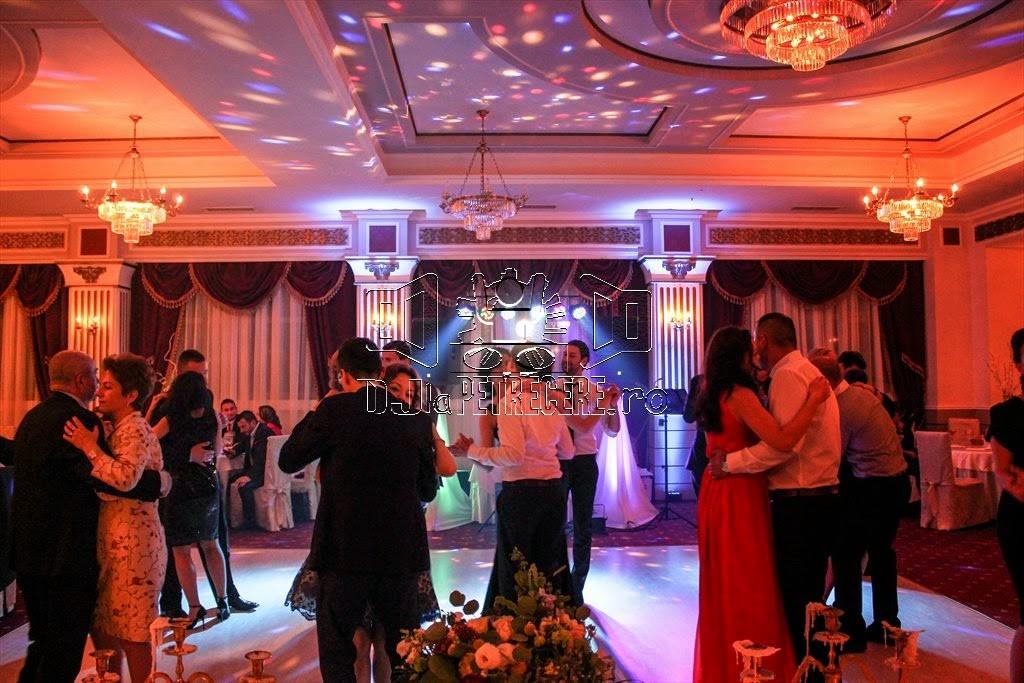 DJ Cristian Niculici la Empire Events - Regal - dj nunta bucuresti -
