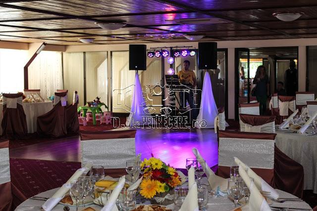 DJ nunta Bucuresti - sunet lumini scena arhitecturala preturi - 2