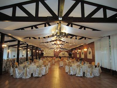 22.09.2012 – Casa Comana – Salonul din Padure – Nunta 120 de persoane