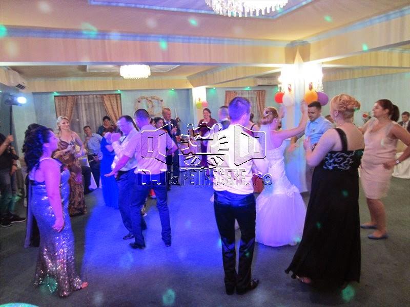 Nunta la Casa Pedro alaturi de DJ Cristian Niculici - 6