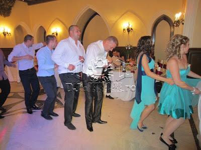 Sonorizare nunta cu DJ in Bucuresti - Cercul Militar National - Sala Gotica