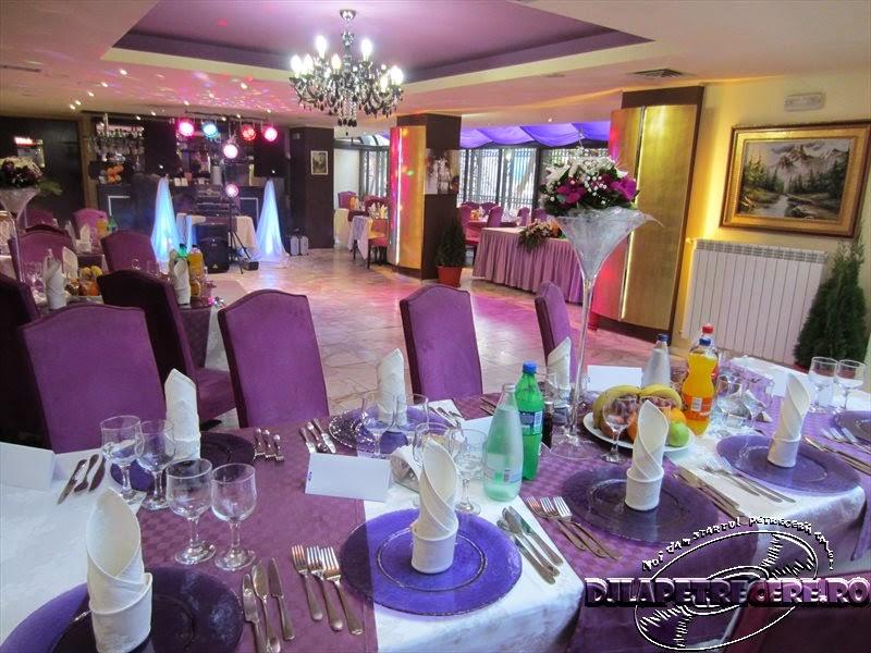 Nunta la Il Giardino Segreto Restaurant cu DJ Cristian Niculici 2014 - 2