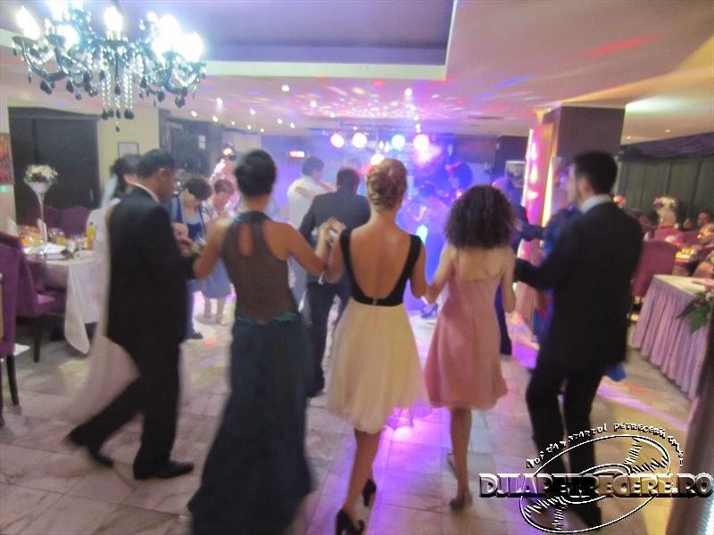 Nunta la Il Giardino Segreto cu DJ Cristian Niculici 2014 - 5