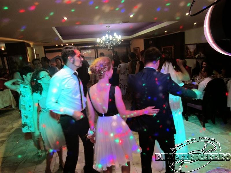 Nunta la Il Giardino Segreto cu DJ Cristian Niculici 2014 - 6