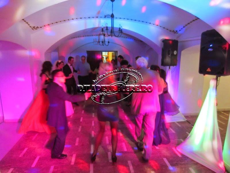Nunta la Casa Universitarilor Bucuresti cu DJ Cristian Niculici - 5