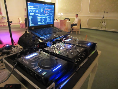 Petrecere de nunta cu DJlaPetrecere.ro @ Aurrum Palace Bucuresti - DJ CRISTIAN NICK - 0768788228