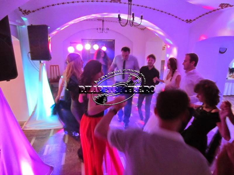 Nunta la Casa Universitarilor Bucuresti cu DJ Cristian Niculici - 8