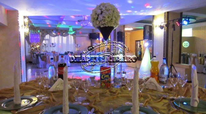 Nunta la Capitol Pitesti – salonul Emerald