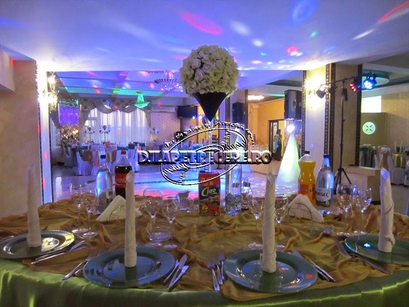 Nunta la Capitol Pitesti Emerald cu DJ Cristian Niculici -