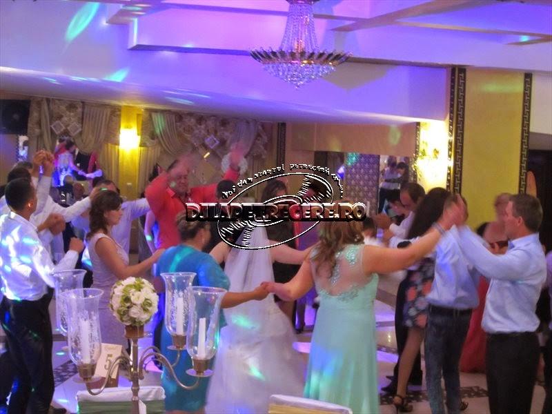 Nunta la Capitol Pitesti Emerald cu DJ Cristian Niculici - 6