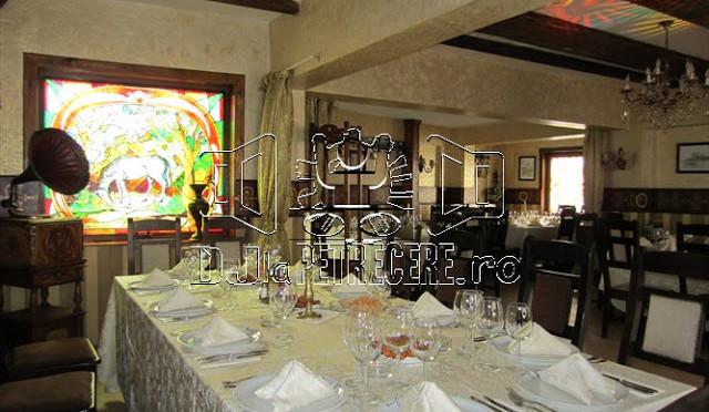 Restaurant Potcoava – Cununie 40 de persoane