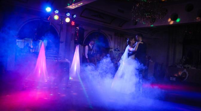 Nunta la Aubert – salon Cristal