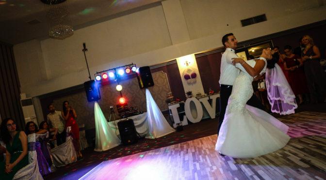 Nunta la Regal Ballroom – salon Safir