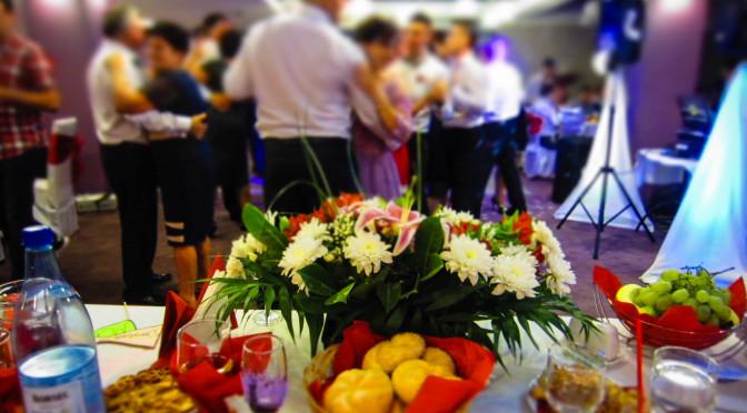 Nunta la Amada Ballroom – salon Ametist