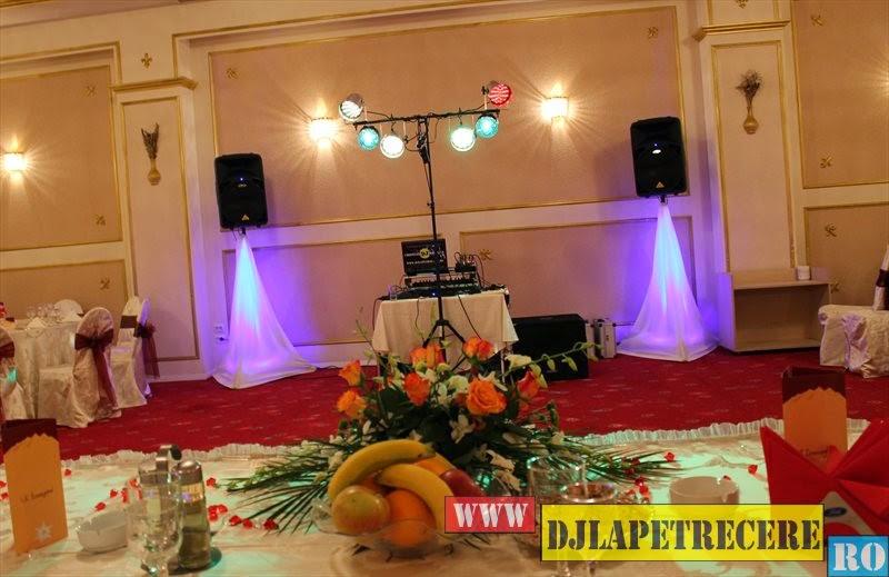 Nunta la Avantgarde Events alaturi de DJ Cristian Niculici -