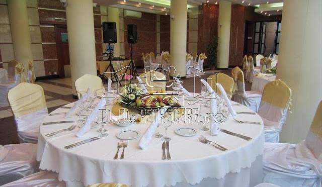 Petrecere de nunta @ Arenele BNR – salonul National