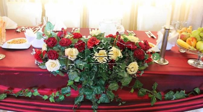 Nunta la Restaurant Anastasia Titan