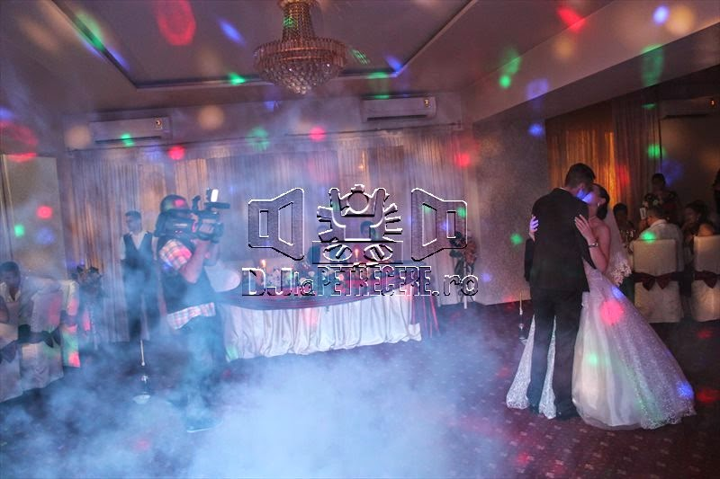 Nunta la Salon Anastasia - DJ Cristian Niculici - 0768788228 - 3