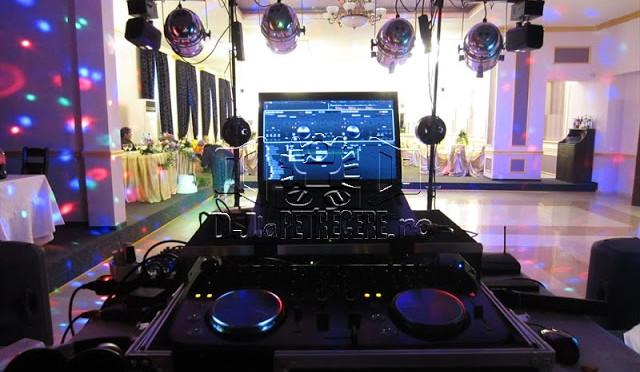 Petrecere de nunta @ Casa Anghel – salon Rapsodia