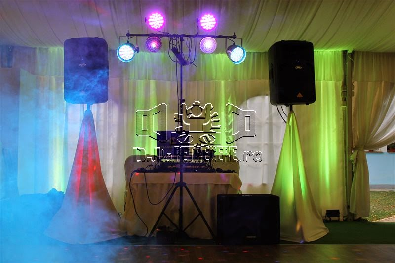 DJ Cristian Niculici - Nunta la Green Garden Events - 0768788228 -