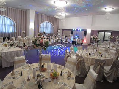 Petrecere de nunta @ Regal Ballroom – salonul Safir