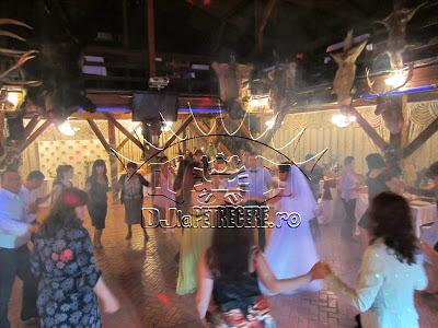 Nunta la Hanul Vlasia cu DJ Cristian Niculici - dj nunta Ilfov 2