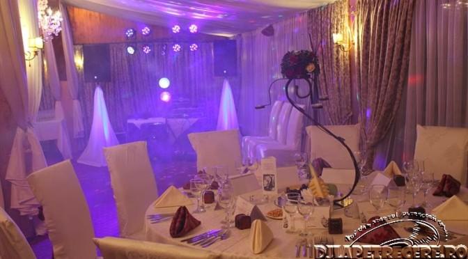 Nunta la Restaurant Vanity