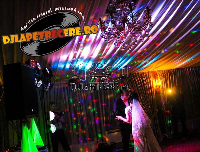 DJ nunta Bucuresti - sunet lumini scena arhitecturala preturi -