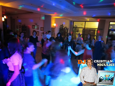 Corporate party - Hotel Noblesse - DJ Cristian Niculici 1