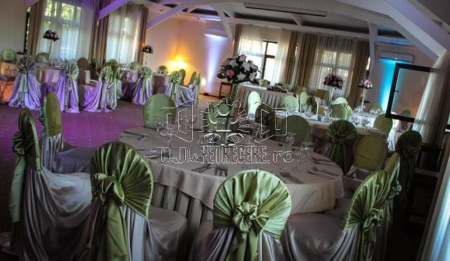 Nunta la Club Mc Moni's – salonul Marin Preda