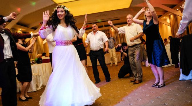Nunta la Club Mc Moni's – salon Marin Preda
