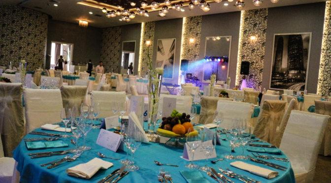 Nunta la Metropolitan Events – salon Manhattan
