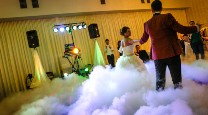 Nunta la Simfonia Ballroom Pipera